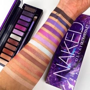 💥HOST PICK💥 URBAN DECAY Naked Ultraviolet NEW!